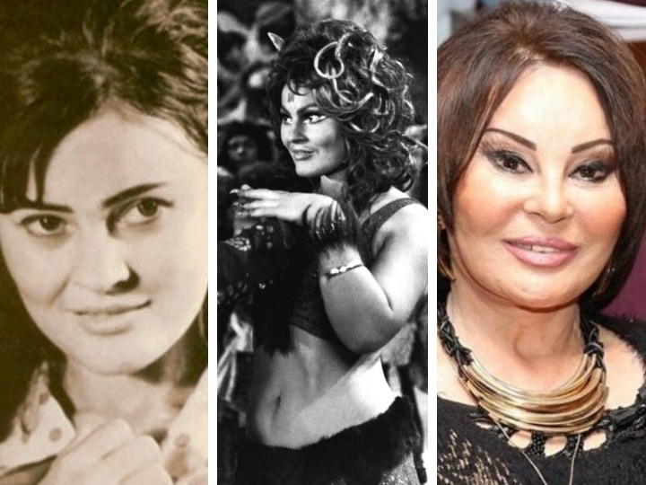 Как менялись образы Амалии Панаховой за более чем 50-летнюю актерскую карьеру? - ФОТО