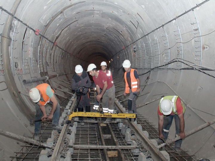 Сроки сдачи в эксплуатацию новой станции Бакметрополитена не изменились – ФОТО – ВИДЕО
