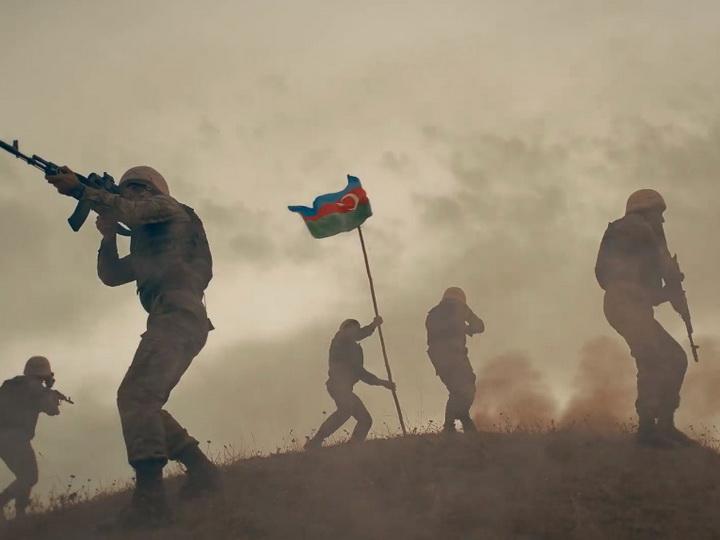 Бакинский Медиа-центр снял видеоролик о флаге Азербайджана – ВИДЕО