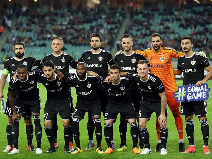 «Карабах» одержал первую победу в Лиге Европы – ВИДЕО - ОБНОВЛЕНО