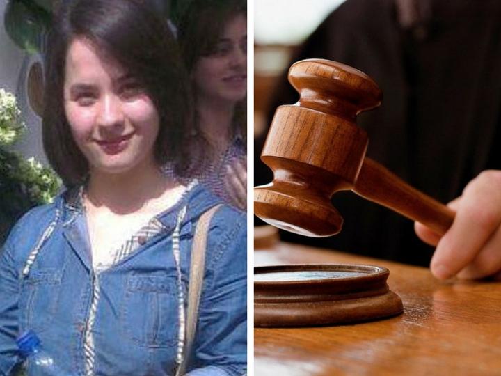 Отрезавшая голову сестре в Баку девушка вышла на свободу – ФОТО