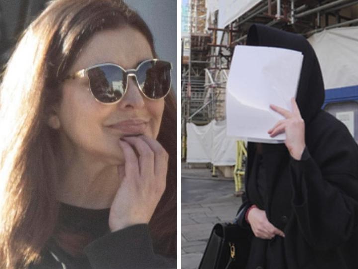 Замира Гаджиева прячется от азербайджанских журналистов на улицах Лондона – ФОТО – ВИДЕО