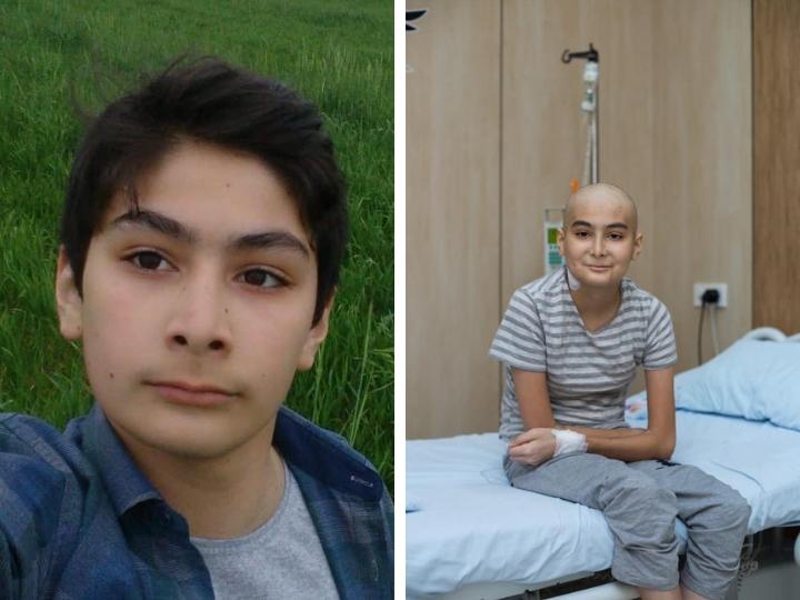 Мама 15-летнего Мурада: «Помогите нам спасти нашего сына, он очень хочет жить!» - ФОТО