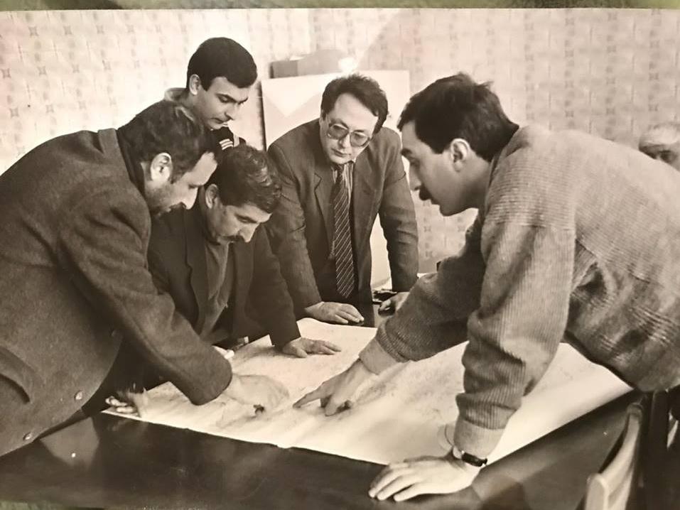 Шуша в осаде. Послесловие к фотографии 1992 года: «Летим, - твердо сказал Эльмар…»