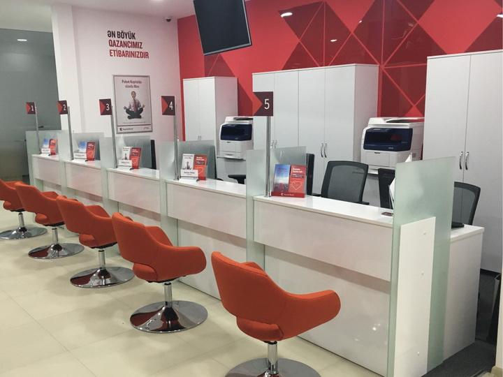 Kapital Bank-ın 3 yeni şöbəsi istifadəyə verildi