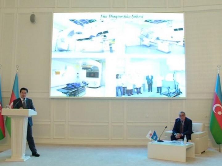 Фонд Гейдара Алиева и Национальный центр онкологии провели в Гяндже научно-практическую конференцию – ФОТО