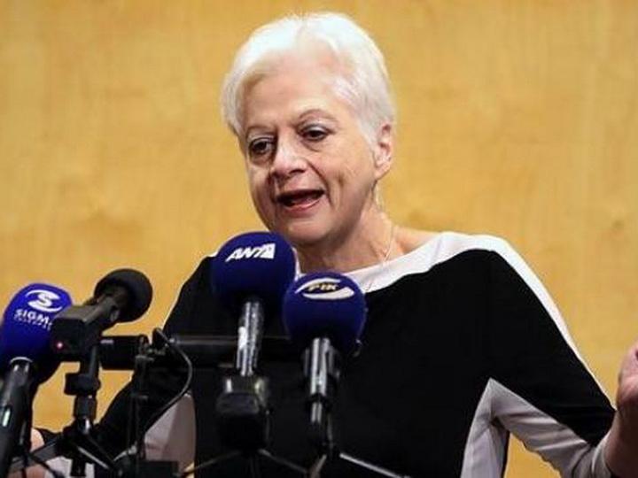 Проармянский европарламентарий Элени Теохарус теперь и в «черном списке» Албании
