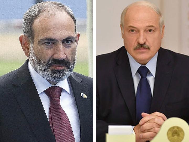 Армения вмешивается во внутренние дела Беларуси, считают в Баку