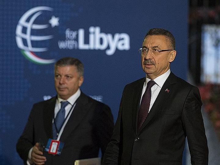 Турция покинула конференцию по Ливии в Палермо
