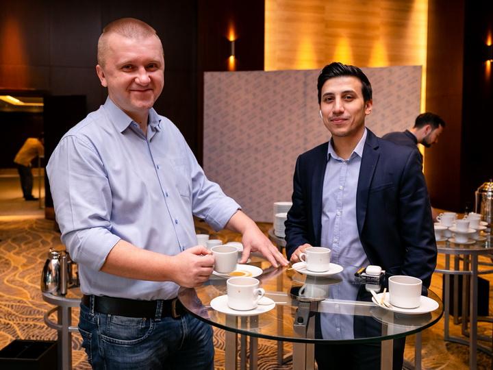 Компания Gulfstream Distribution совместно с CISCO Systems провела семинар по IT-безопасности - ФОТО