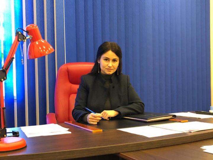 В Украине азербайджанка возглавила отделение полиции - ФОТО