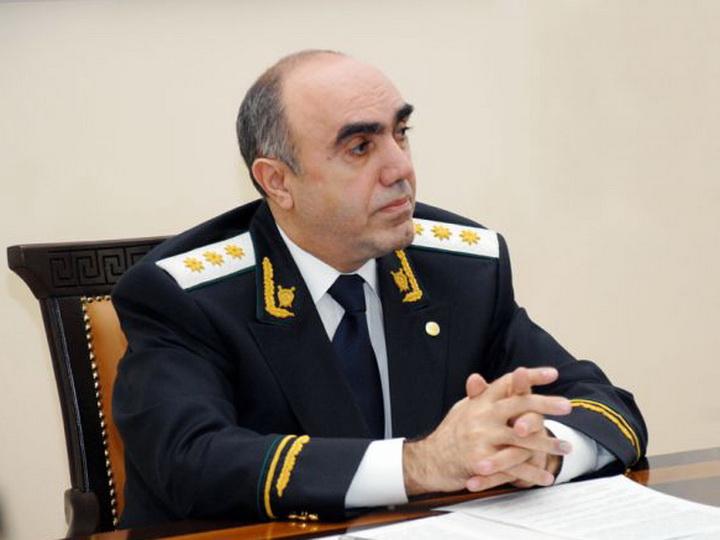 Закир Гаралов примет граждан в Тертере