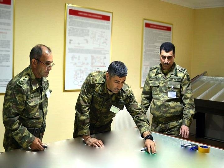 Azərbaycan ordusunun hərbi birlikləri qarşıya qoyulan vəzifələri icra edirlər – FOTO – VİDEO