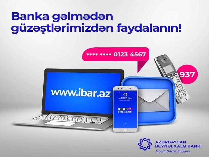 Azərbaycan Beynəlxalq Bankı güzəştli şərtlərlə kreditlər təklif edir