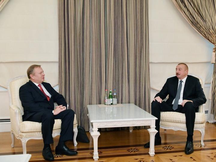 Ильхам Алиев: «Если есть проблема в ОДКБ, то это - Армения и созданные ею проблемы»