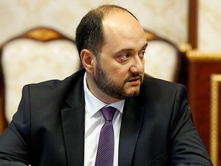 Ученые вышли на акцию протеста у правительства Армении