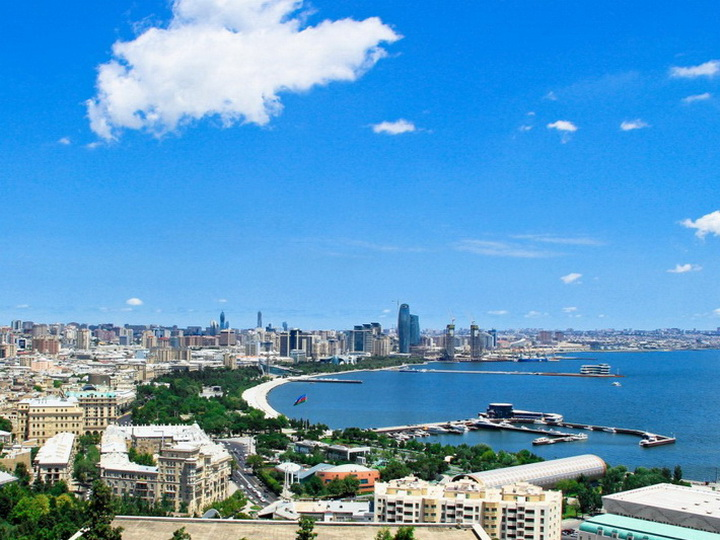 В пятницу в Азербайджане будет +38 градусов