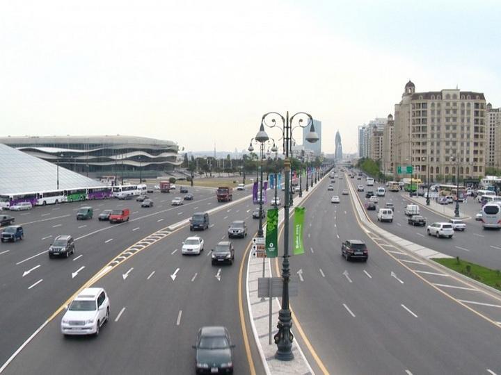 Инфографика: Азербайджан лидирует в регионе по качеству дорог – ФОТО