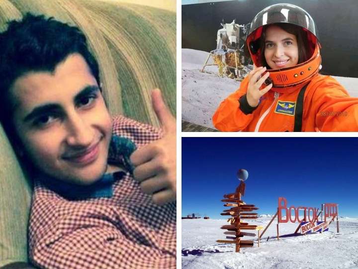 «Астронавт NASA» Севиндж Мамедова оказалась мошенником Эльданизом Керимовым, утверждают его жертвы – ФОТО