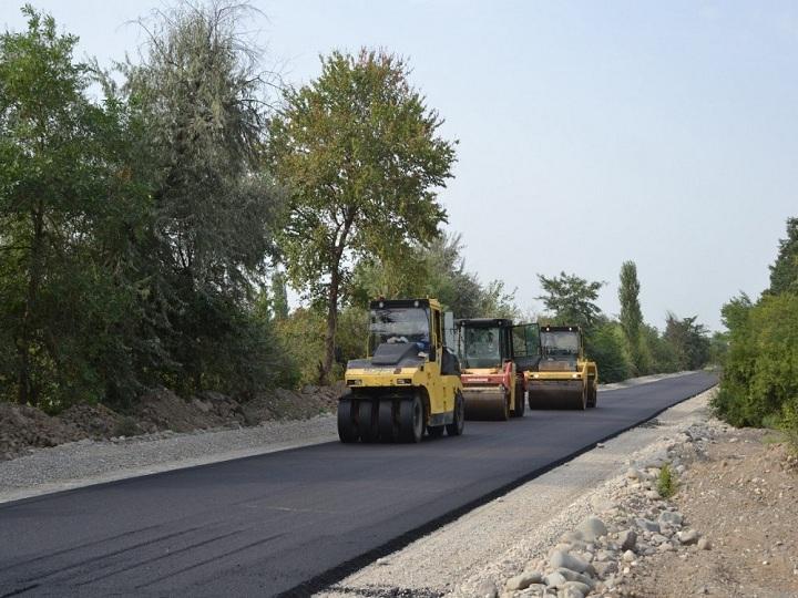 Qusar-Əniq-Laza avtomobil yolunun tikintisinə 6,6 milyon manat ayrılıb