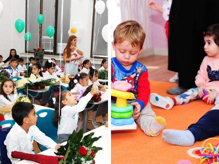 В Азербайджане оглашены новые правила приема детей в школу, ясли и детский сад
