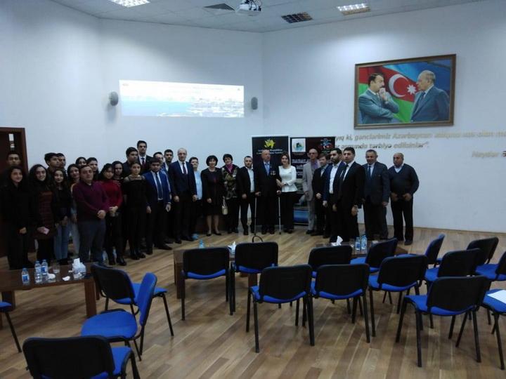 В Баку показали фильм, посвященный историческим азербайджанским землям – ФОТО