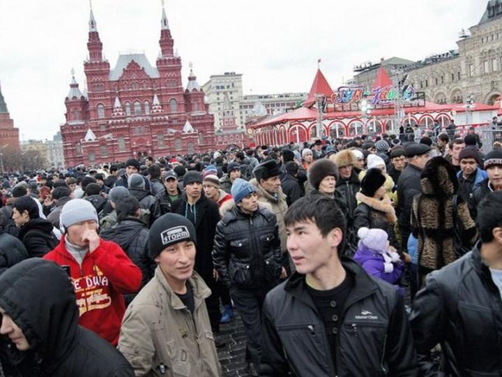 Названы страны-«поставщики» мигрантов в Россию – на каком месте Азербайджан?
