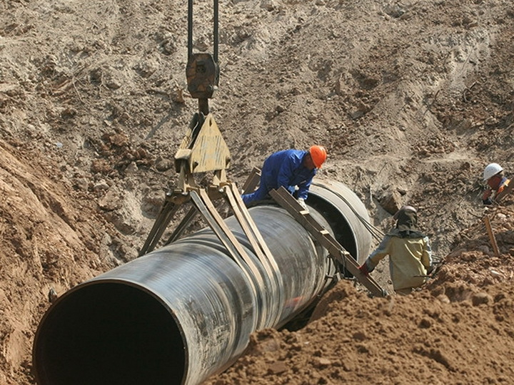 Строители TAP договариваются о техобслуживании газопровода