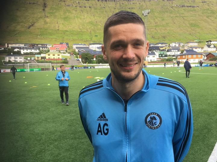 Капитан Фарерских островов: «Мне очень нравится в Баку, поэтому не хотелось бы говорить о реванше, но завтра будем играть на победу»
