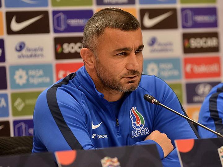 Гурбан Гурбанов: «Постараемся завтра показать свою лучшую игру»