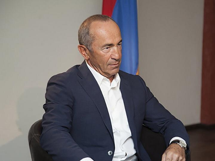Суд в Армении вернул на доследование дело об отмене ареста Кочаряна