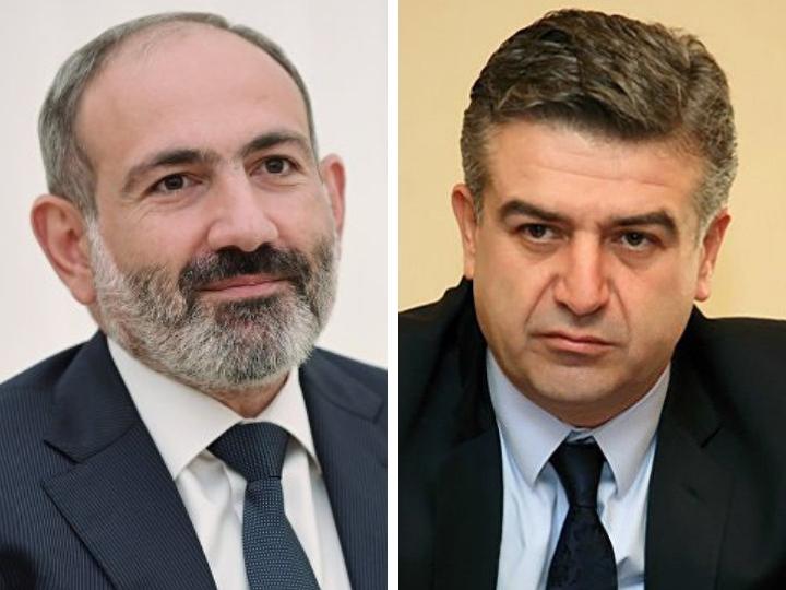 СМИ: Пашинян избавляется от наследия Карапетяна
