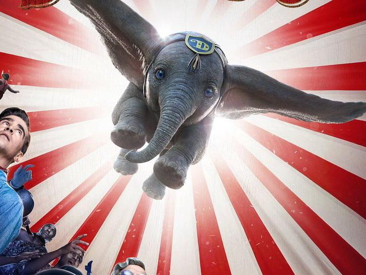 Слоненок учится летать: волшебный финальный трейлер фильма «Дамбо» - ВИДЕО – ФОТО
