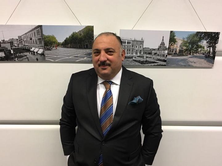Бахрам Багирзаде: «Я не хочу, чтобы в моем родном Каспии плавали мусорные острова»