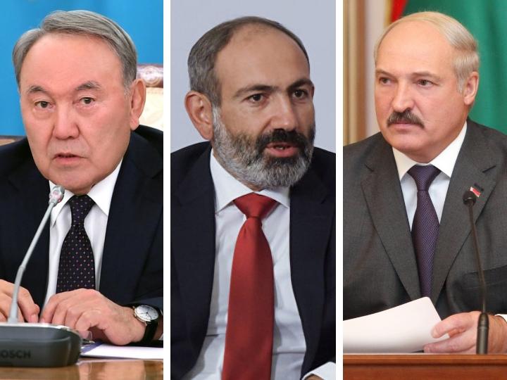Фикрет Садыхов: «Пашинян ведет себя так словно президенты Беларуси и Казахстана должны ему отчитываться»