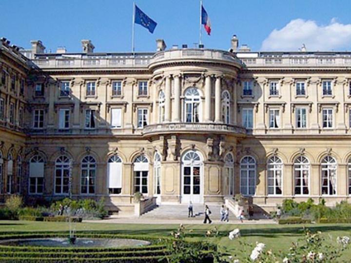 Fransa XİN: Rəsmi Paris özünü respublika elan etmiş Dağlıq Qarabağı tanımır