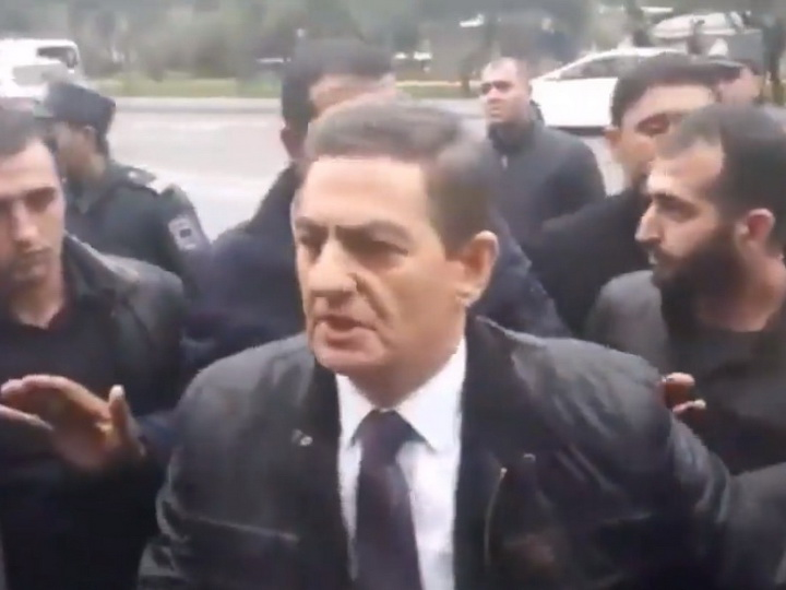 СМИ: Сегодня состоится суд над Али Керимли - ФОТО
