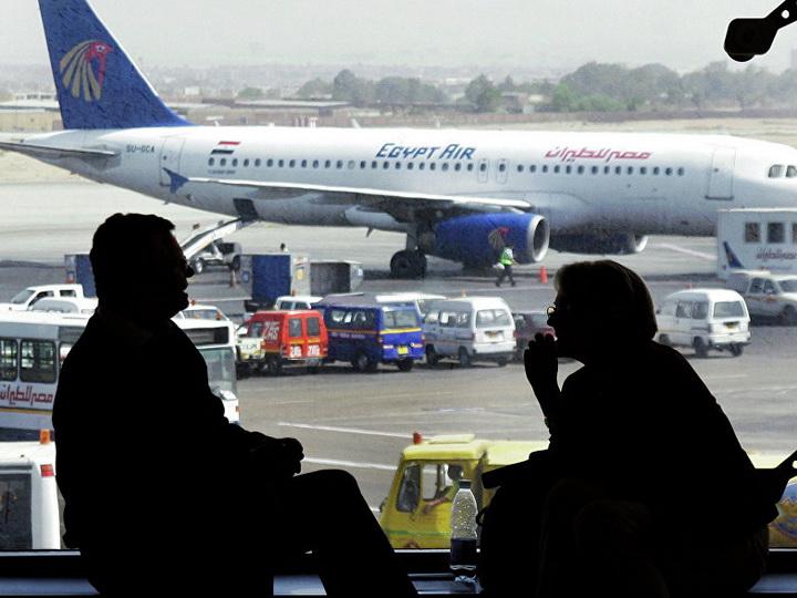 В Каире произошел сбой в работе аэропорта