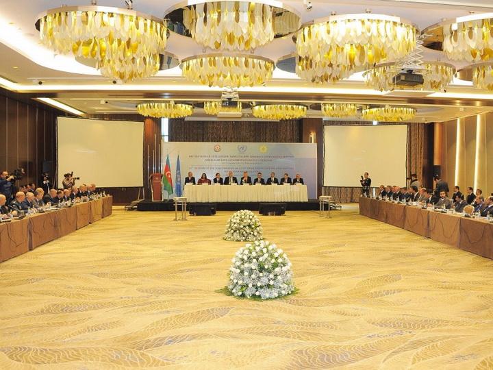 В Баку проходит сессия подкомиссии ООН по незаконному обороту наркотиков на Ближнем и Среднем Востоке и соответствующим вопросам - ФОТО