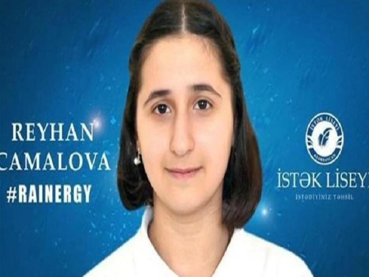 Reyhan Camalova dünyanın 100 qadınından biri seçildi – VİDEO