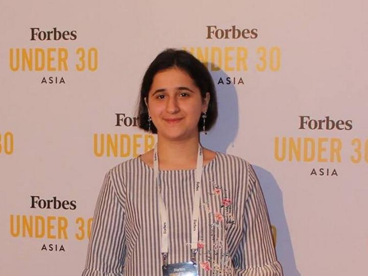 16-летняя Рейхан Джамалова вошла в список самых влиятельных женщин мира - ФОТО - ВИДЕО
