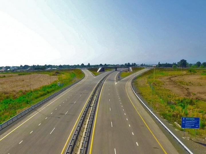 Стало известно, когда начнут брать деньги за проезд по первой платной дороге в Азербайджане – ФОТО