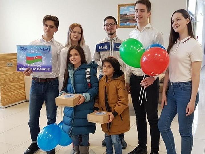 Фидан Гусейнова в столице «Детского Евровидения 2018» - ФОТО – ВИДЕО