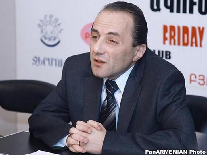 Намордник для Армении – Меграбян об ОДКБ