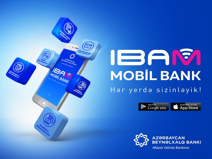 Azərbaycan Beynəlxalq Bankının IBAm mobil əlavəsində daha bir neçə yeni funksiya