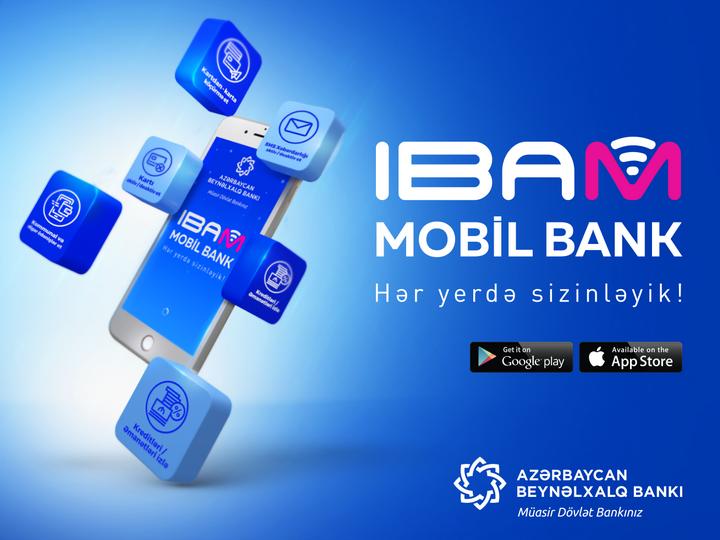 Международный банк Азербайджана расширил функционал мобильного приложения IBAm