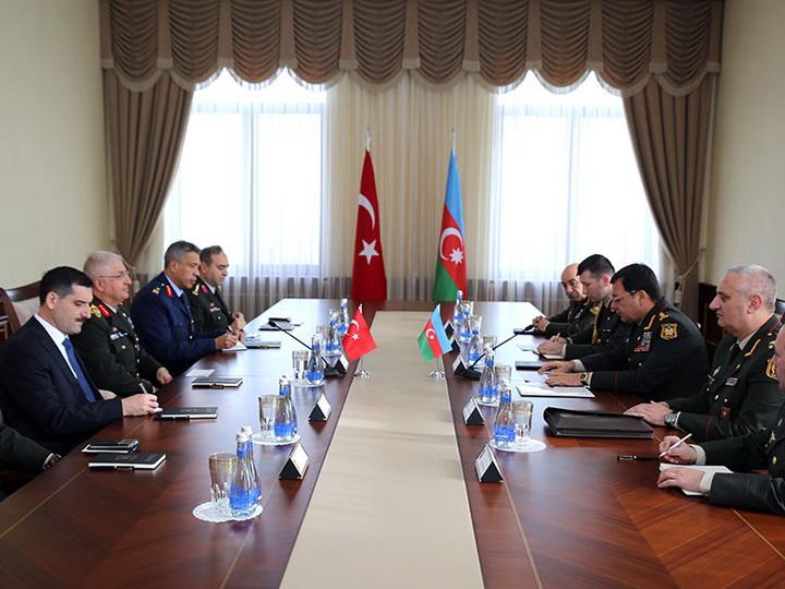 Наджмеддин Садыков: «С целью наращивания военной мощи Азербайджан расширяет сотрудничество с Турцией» - ФОТО