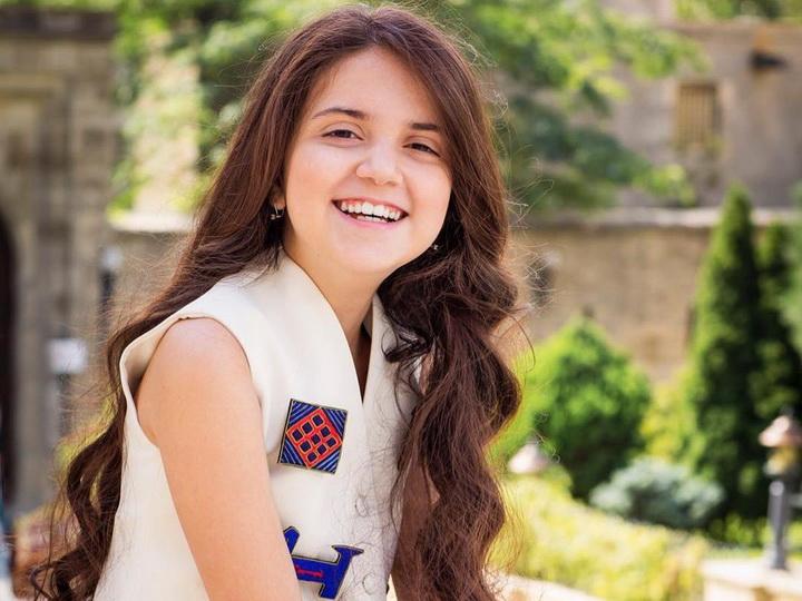 Стало известно, под каким номером Фидан Гусейнова выступит на «Детском Евровидении 2018» - ВИДЕО