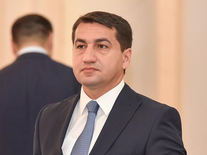 Хикмет Гаджиев: Армения наносит переговорному процессу по карабахскому урегулированию большой ущерб