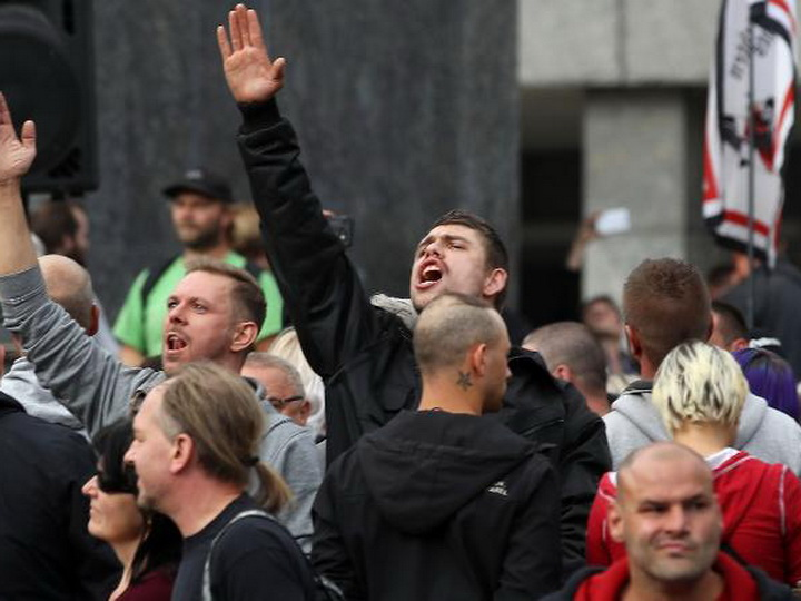 Антисемитизм вновь накрывает Германию: «Все евреи в итоге отправятся в газовые камеры» – ФОТО – ВИДЕО